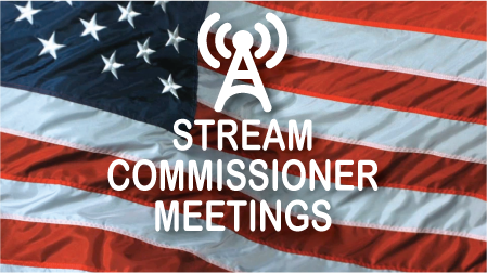 Stream County Commissioners Meetings